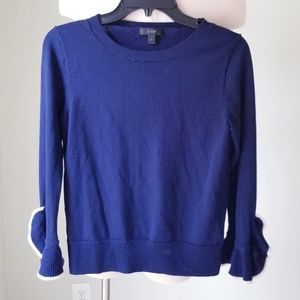 NWOT! J. CREW Merino Wool Crew Neck Sweater